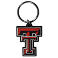 Texas Tech Raiders Flex Key Chain - Our College Flexi key chains are made of a rubbery material that is layered cut in the Texas Tech Raiders primary logo. Thank you for shopping with CrazedOutSports.com