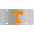Tennessee Volunteers Steel License Plate Wall Plaque