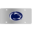 Penn St. Nittany Lions Steel License Plate Wall Plaque