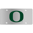 Oregon Ducks Steel License Plate Wall Plaque