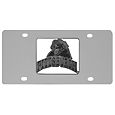 PITT Panthers Steel License Plate