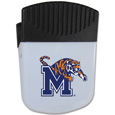Memphis Tigers Chip Clip Magnet With Bottle Opener