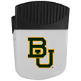 Baylor Bears Chip Clip Magnet - Use this attractive clip magnet to hold memos, photos or appointment cards on the fridge or take it down keep use it to clip bags shut. The magnet features a silk screened Baylor Bears logo. Thank you for shopping with CrazedOutSports.com