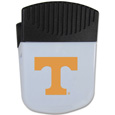 Tennessee Volunteers Chip Clip Magnet - Use this attractive clip magnet to hold memos, photos or appointment cards on the fridge or take it down keep use it to clip bags shut. The magnet features a silk screened Tennessee Volunteers logo. Thank you for shopping with CrazedOutSports.com