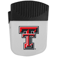 Texas Tech Raiders Chip Clip Magnet - Use this attractive clip magnet to hold memos, photos or appointment cards on the fridge or take it down keep use it to clip bags shut. The magnet features a silk screened Texas Tech Raiders logo. Thank you for shopping with CrazedOutSports.com