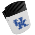 Kentucky Wildcats Chip Clip Magnet - Use this attractive clip magnet to hold memos, photos or appointment cards on the fridge or take it down keep use it to clip bags shut. The magnet features a silk screened Kentucky Wildcats logo. Thank you for shopping with CrazedOutSports.com