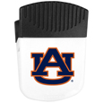 Auburn Tigers Chip Clip Magnet - Use this attractive clip magnet to hold memos, photos or appointment cards on the fridge or take it down keep use it to clip bags shut. The magnet features a silk screened Auburn Tigers logo. Thank you for shopping with CrazedOutSports.com