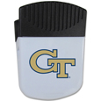 Georgia Tech Yellow Jackets Chip Clip Magnet - Use this Georgia Tech Yellow Jackets attractive clip magnet to hold memos, photos or appointment cards on the fridge or take it down keep use it to clip bags shut. The Georgia Tech Yellow Jackets Clip magnet features a silk screened Georgia Tech Yellow Jackets logo. Thank you for shopping with CrazedOutSports.com