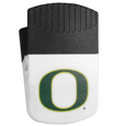 Oregon Ducks Chip Clip Magnet - Use this attractive clip magnet to hold memos, photos or appointment cards on the fridge or take it down keep use it to clip bags shut. The magnet features a silk screened Oregon Ducks logo. Thank you for shopping with CrazedOutSports.com