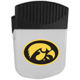 Iowa Hawkeyes Chip Clip Magnet - Use this attractive Iowa Hawkeyes clip magnet to hold memos, photos or appointment cards on the fridge or take it down keep use it to clip bags shut. The magnet features a silk screened Iowa Hawkeyes logo. Thank you for shopping with CrazedOutSports.com