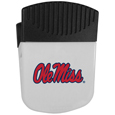 Mississippi Rebels Chip Clip Magnet - Use this attractive clip magnet to hold memos, photos or appointment cards on the fridge or take it down keep use it to clip bags shut. The magnet features a silk screened Mississippi Rebels logo. Thank you for shopping with CrazedOutSports.com