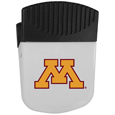 Minnesota Golden Gophers Chip Clip Magnet - Use this attractive Minnesota Golden Gophers Chip Clip Magnet to hold memos, photos or appointment cards on the fridge or take it down keep use it to clip bags shut. The Minnesota Golden Gophers Chip Clip Magnet features a silk screened Minnesota Golden Gophers logo. Thank you for shopping with CrazedOutSports.com