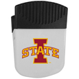 Iowa St. Cyclones Chip Clip Magnet - Use this attractive Iowa St. Cyclones clip magnet to hold memos, photos or appointment cards on the fridge or take it down keep use it to clip bags shut. The magnet features a silk screened Iowa St. Cyclones logo. Thank you for shopping with CrazedOutSports.com