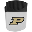 Purdue Boilermakers Chip Clip Magnet - Use this attractive clip magnet to hold memos, photos or appointment cards on the fridge or take it down keep use it to clip bags shut. The magnet features a silk screened Purdue Boilermakers logo. Thank you for shopping with CrazedOutSports.com