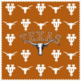 Texas Longhorns Microfiber Cleaning Cloth