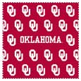 Oklahoma Sooners Microfiber Cleaning Cloth