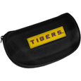 LSU Tigers Hard Shell Glasses Case - This LSU Tigers Hard Shell sunglass case is a great way to protect your sunglasses. LSU Tigers Hard Shell Glasses Case has a hard molded shell protects the glasses from being crushed or damaged from dropping. The zippered closure prevents accidental opening and the soft lining protects the lenses from scratches. Thank you for shopping with CrazedOutSports.com
