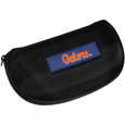 Florida Gators Hard Shell Glasses Case - Our Florida Gators hard sunglass cases are a great way to protect your sunglasses. The hard molded shell protects the glasses from being crushed or damaged from dropping. The zippered closure prevents accidental opening and the soft lining protects the lenses from scratches. Thank you for shopping with CrazedOutSports.com