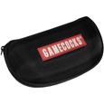 S. Carolina Gamecocks Hard Shell Glasses Case - Our S. Carolina Gamecocks hard sunglass cases are a great way to protect your sunglasses. The hard molded shell protects the glasses from being crushed or damaged from dropping. The zippered closure prevents accidental opening and the soft lining protects the lenses from scratches. Thank you for shopping with CrazedOutSports.com