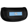N. Carolina Tar Heels Hard Shell Glasses Case - Our N. Carolina Tar Heels hard sunglass cases are a great way to protect your sunglasses. The hard molded shell protects the glasses from being crushed or damaged from dropping. The zippered closure prevents accidental opening and the soft lining protects the lenses from scratches. Thank you for shopping with CrazedOutSports.com