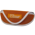 Tennessee Volunteers Soft Sport Glasses Case - Our officially licensed Tennessee Volunteers soft sport glasses case has microfiber interior to prevent scratches and a velcro closure to secure the glasses. The sporty mesh material and colorful logo finishes off this fashionable and functional case. Thank you for shopping with CrazedOutSports.com