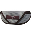 Texas A and M Aggies Soft Sport Glasses Case - Our officially licensed Texas A & M Aggies soft sport glasses case has microfiber interior to prevent scratches and a velcro closure to secure the glasses. The sporty mesh material and colorful logo finishes off this fashionable and functional case. Thank you for shopping with CrazedOutSports.com