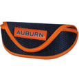 Auburn Tigers Soft Sport Glasses Case - Our officially licensed Auburn Tigers soft sport glasses case has microfiber interior to prevent scratches and a velcro closure to secure the glasses. The sporty mesh material and colorful logo finishes off this fashionable and functional case. Thank you for shopping with CrazedOutSports.com