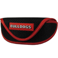 Georgia Bulldogs Soft Sport Glasses Case - Our officially licensed Georgia Bulldogs soft sport glasses case has microfiber interior to prevent scratches and a velcro closure to secure the glasses. The sporty mesh material and colorful logo finishes off this fashionable and functional case. Thank you for shopping with CrazedOutSports.com