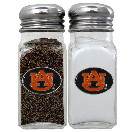 Salt & Pepper Shakers - Auburn Tigers - Our Auburn Tigers collegiate salt and pepper set is a great addition to any tailgating event or backyard BBQ. Thank you for shopping with CrazedOutSports.com