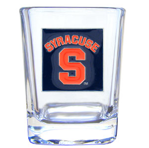 College Collector's Glass - Syracuse Orange