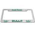 S. Florida Bulls Deluxe Tag Frame