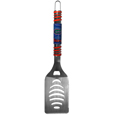 Florida Gators Tailgater Spatula - Our tailgater spatula really catches your eye with flashy chrome accents and vivid Florida Gators digital graphics. The 420 grade stainless steel spatula is a tough, heavy-duty tool that will last through years of tailgating fun. The spatula features a bottle opener and sharp serrated edge.