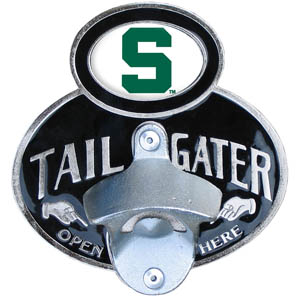 Michigan St. Spartans Tailgater  Hitch Cover