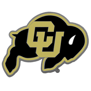 "Collegiate Hitch Cover - Colorado Buffaloes - Our collegiate hitch cover is a durable and attractive way to show off Colorado Buffaloes school spirit. The hitch fits a 2"" hitch receiver. Thank you for shopping with CrazedOutSports.com"