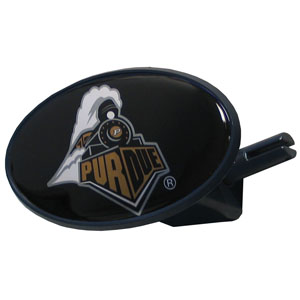 Purdue College Hitch Cover - Strong plastic hitch cover that includes hitch pin and features a school logo dome. Fits class III receivers. Thank you for shopping with CrazedOutSports.com