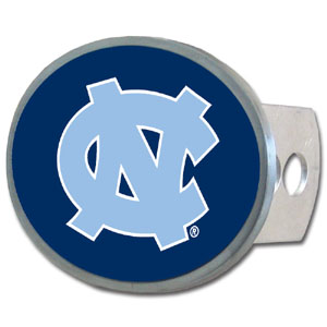N. Carolina Oval Hitch Cover - Our officially licensed collegiate oval hitch cover is made of durable zinc and fits class II and class III hitch covers. Thank you for shopping with CrazedOutSports.com