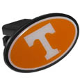 Tennessee Volunteers Plastic Hitch Cover Class III - This unique hitch plug snaps easily into place with 2 push locks removing the need for additional hardware. The hitch features a large Tennessee Volunteers logo so you can show off your team pride. Fits class III hitch receivers. Thank you for shopping with CrazedOutSports.com
