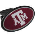 Texas A and M Aggies Plastic Hitch Cover Class III - This unique hitch plug snaps easily into place with 2 push locks removing the need for additional hardware. The hitch features a large Texas A & M Aggies logo so you can show off your team pride. Fits class III hitch receivers. Thank you for shopping with CrazedOutSports.com