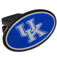 Kentucky Wildcats Plastic Hitch Cover Class III - This unique hitch plug snaps easily into place with 2 push locks removing the need for additional hardware. The hitch features a large Kentucky Wildcats logo so you can show off your team pride. Fits class III hitch receivers. Thank you for shopping with CrazedOutSports.com