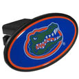 Florida Gators Plastic Hitch Cover Class III - This unique hitch plug snaps easily into place with 2 push locks removing the need for additional hardware. The hitch features a large Florida Gators logo so you can show off your Florida Gators pride. Fits class III hitch receivers. Thank you for shopping with CrazedOutSports.com
