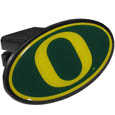 Oregon Ducks Plastic Hitch Cover Class III - This unique hitch plug snaps easily into place with 2 push locks removing the need for additional hardware. The hitch features a large Oregon Ducks logo so you can show off your team pride. Fits class III hitch receivers. Thank you for shopping with CrazedOutSports.com