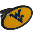 W. Virginia Mountaineers Plastic Hitch Cover Class III - This unique hitch plug snaps easily into place with 2 push locks removing the need for additional hardware. The hitch features a large W. Virginia Mountaineers logo so you can show off your team pride. Fits class III hitch receivers. Thank you for shopping with CrazedOutSports.com