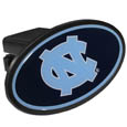 N. Carolina Tar Heels Plastic Hitch Cover Class III - This unique hitch plug snaps easily into place with 2 push locks removing the need for additional hardware. The hitch features a large N. Carolina Tar Heels logo so you can show off your team pride. Fits class III hitch receivers. Thank you for shopping with CrazedOutSports.com