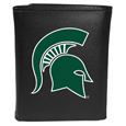 Michigan St. Spartans Tri-fold Wallet Large Logo