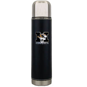 "Missouri Tigers Thermos - Missouri Tigers 11"" tall executive thermos with a fully cast and enameled school emblem. Thank you for shopping with CrazedOutSports.com"