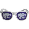 Duke Blue Devils Game Day Shades - Our officially licensed college game day shades are the perfect accessory for the devoted Oklahoma Sooners! The sunglasses have durable polycarbonate frames with flex hinges for comfort and damage resistance. The lenses feature brightly colored team clings that are perforated for visibility. Thank you for shopping with CrazedOutSports.com