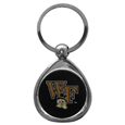 Wake Forest Demon Deacons Chrome Key Chain - Our stylish, high-polish Wake Forest Demon Deacons key chain is a great way to carry your team with your. The key fob features a raised team dome.