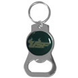South Florida Bulls Bottle Opener Key Chain - Hate searching for a bottle opener, get our South Florida Bulls bottle opener key chain and never have to search again! The high polish key chain features a bright South Florida Bulls team emblem.