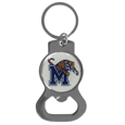 Memphis Tigers Bottle Opener Key Chain