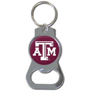 Penn St. Bottle Opener Key Chain - Our collegiate bottle opener key chain has a polished chrome finish and features the school logo. Thank you for shopping with CrazedOutSports.com
